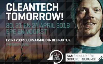 Cleantech Tomorrow 2018